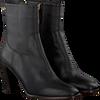 Zwarte FRED DE LA BRETONIERE Enkellaarsjes 183010138  - small