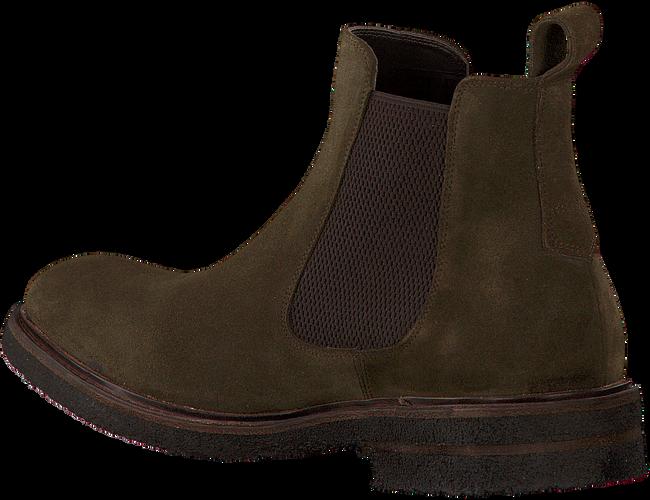 Groene GREVE Chelsea boots 1405  - large