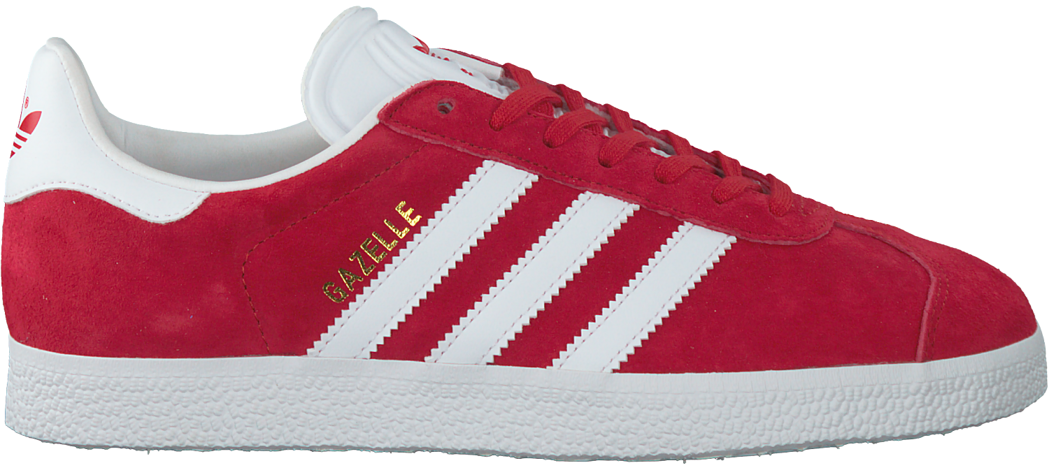 the latest 8020f ad577 Rode ADIDAS Sneakers GAZELLE DAMES - large. Next