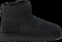 Zwarte UGG Vachtlaarzen W CLASSIC MINI II  - medium