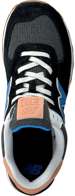 Zwarte NEW BALANCE Lage sneakers ML574  - large