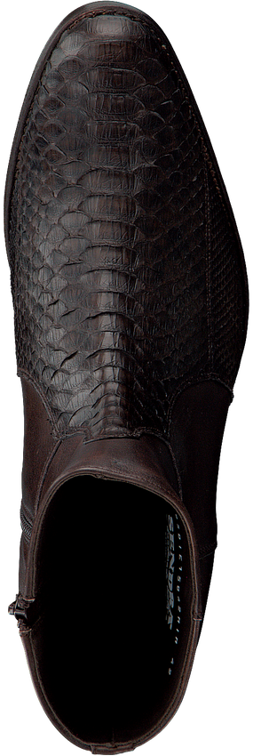Bruine SENDRA Cowboylaarzen 15842P - larger