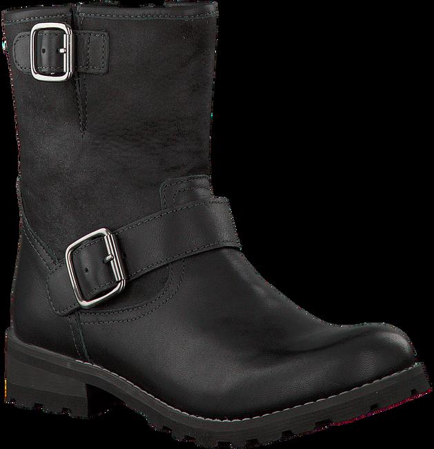 Zwarte BRAQEEZ Biker boots 417753  - large