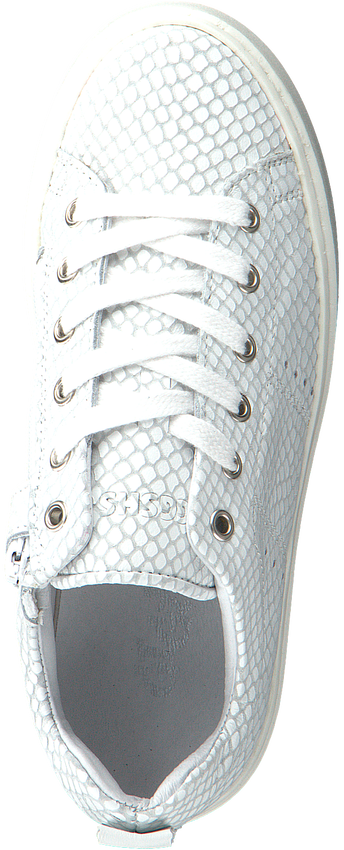 Witte GIGA Sneakers 9168  - larger