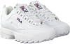 Witte FILA Sneakers 1010567 DISRUPTOR KDS - small