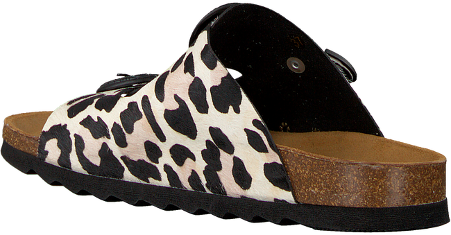 Witte THE WHITE BRAND Slippers BIO BUCKLE  - large