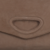 Beige UNISA Clutch ZGRISEL - small