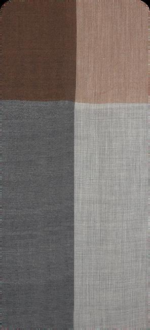 Zwarte BECKSONDERGAARD Sjaal ZULA SCARF  - large