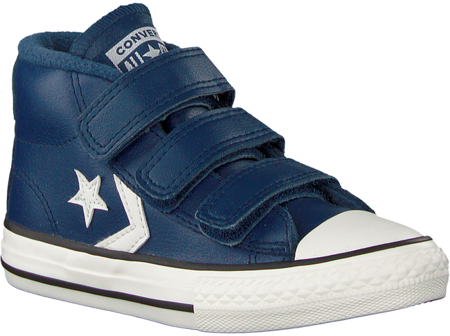 Blauwe CONVERSE Sneakers STAR PLAYER 3V MID - large