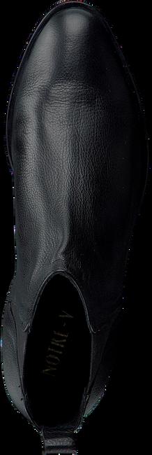 Zwarte NOTRE-V Enkellaarsjes 42403  - large