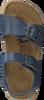 Blauwe WARMBAT Sandalen 081515  - small