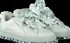 Groene PUMA Sneakers BASKET HEART OCEANAIRE - small