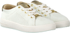 Witte MICHAEL KORS Sneakers ZIA IVY KNIT  - small