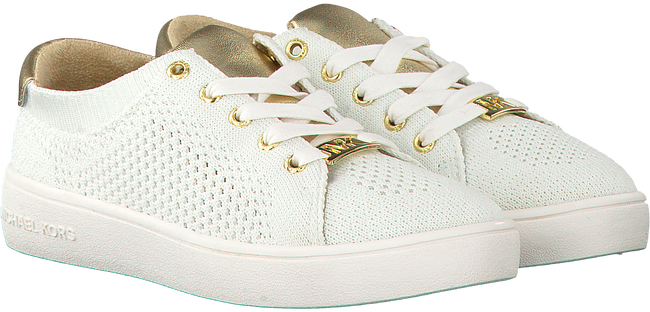 Witte MICHAEL KORS Sneakers ZIA IVY KNIT  - large