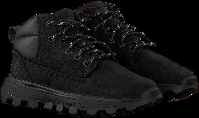 Zwarte TIMBERLAND Hoge Sneaker TREELINE MID JET  - large