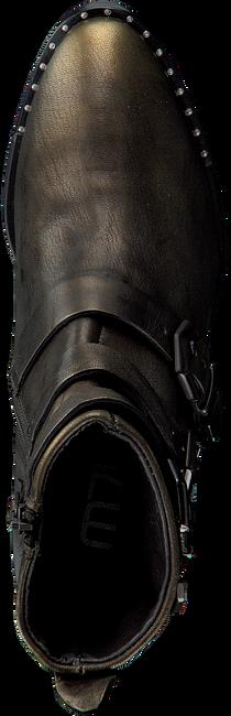 Bronzen MJUS Enkellaarsjes 187216  - large
