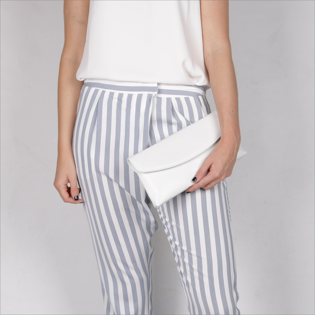 Witte PETER KAISER Clutch WINEMA - large