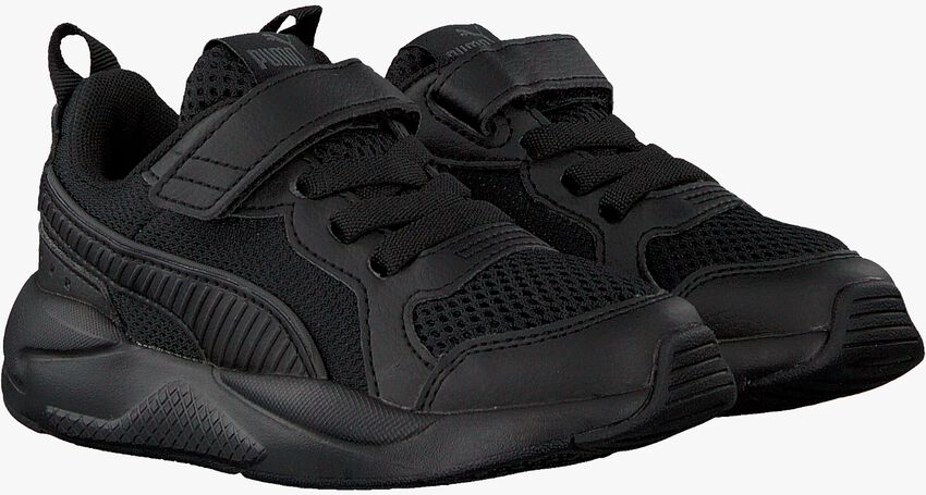 Zwarte PUMA Lage sneakers X-RAY AC PS  - larger