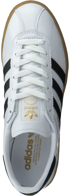 Witte ADIDAS Sneakers MUNCHEN HEREN  - large