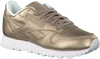 Gouden REEBOK Sneakers CL LEATHER WMN - small