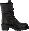 Zwarte VIA VAI Veterboots 4905078  - small