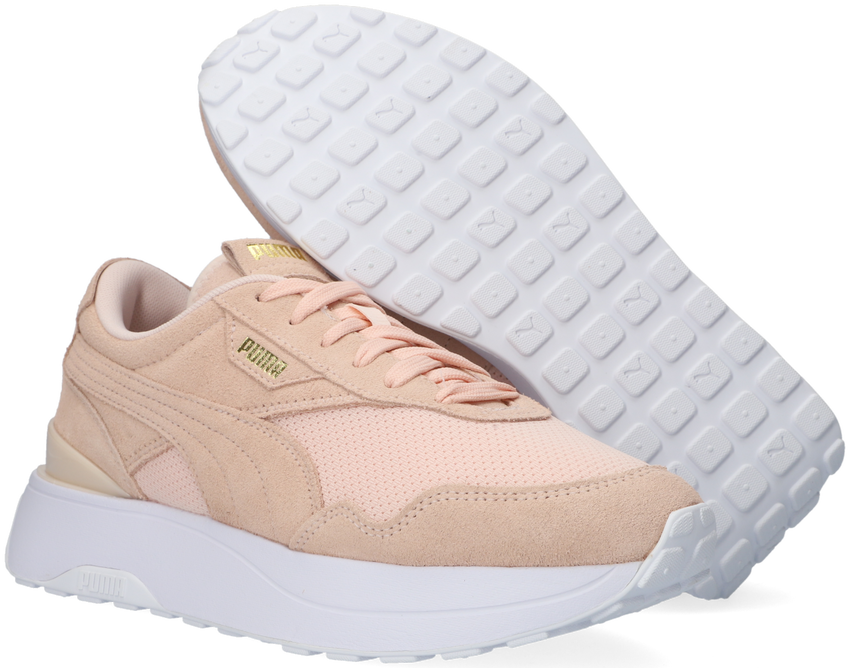 Roze PUMA Lage sneakers CRUISE RIDER TONAL WN'S  - larger