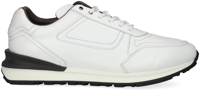Witte GREVE Lage sneakers 7258  - larger