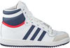 Witte ADIDAS Sneakers TOP TEN HI C  - small
