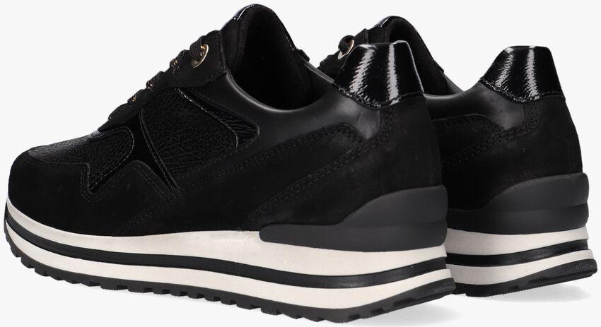 Zwarte GABOR Lage sneakers 524.2  - larger