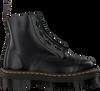 Zwarte DR MARTENS Veterboots SINCLAIR  - small