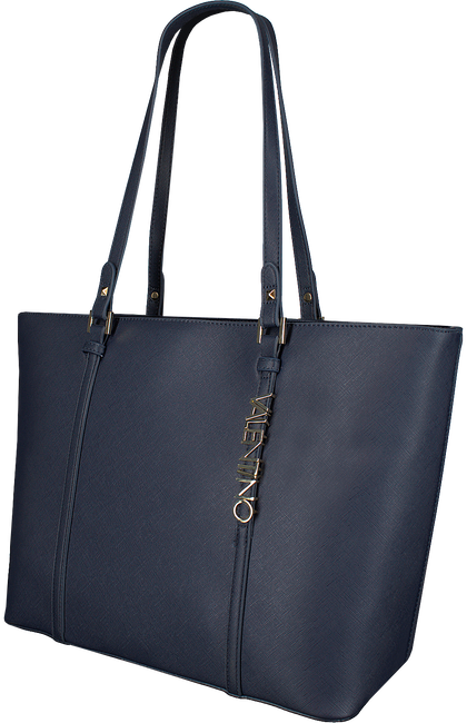 Blauwe VALENTINO HANDBAGS Shopper VBS2JG01 - large