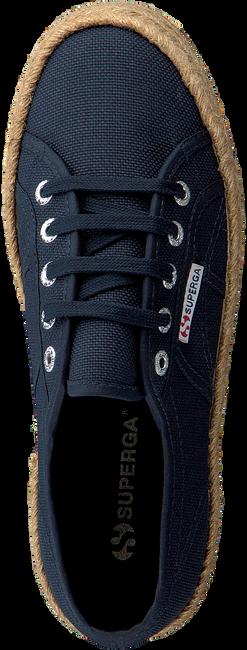 Blauwe SUPERGA Sneakers 2790 COTEROPEW  - large