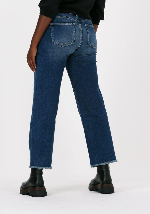 Blauwe BY-BAR Flared jeans MOJO DENIM PANT - larger