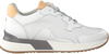 Witte FRED DE LA BRETONIERE Lage sneakers 101010133 FRS0632  - small