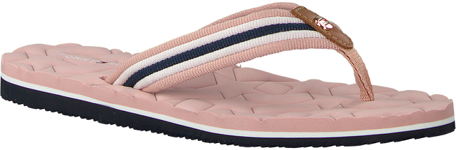 Roze TOMMY HILFIGER Slippers COMFORT LOW BEACH SANDAL - large