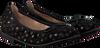 Zwarte UNISA Ballerina's SASHA  - small