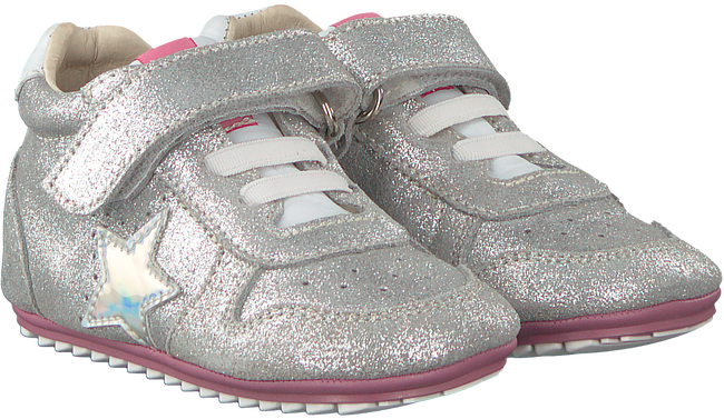 Zilveren SHOESME Babyschoenen BP8S008  - large