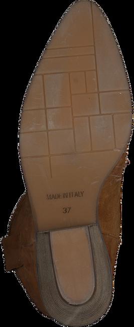 Cognac NOTRE-V Lange laarzen AG440  - large