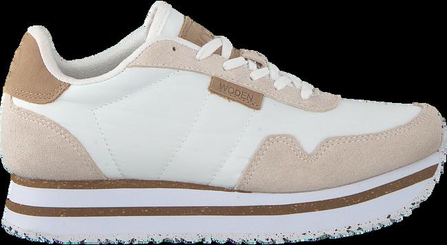 Witte WODEN Sneakers NORA II PLATEAU  - large