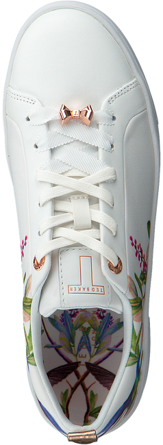 Witte TED BAKER Sneakers AHFIRA HIGHGROVE - large