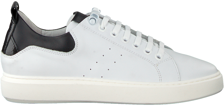 Witte Verton Sneakers 0030 Omoda