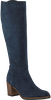 Blauwe OMODA Lange laarzen ESISKA  - small