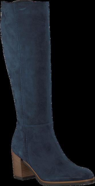 Blauwe OMODA Lange laarzen ESISKA  - large