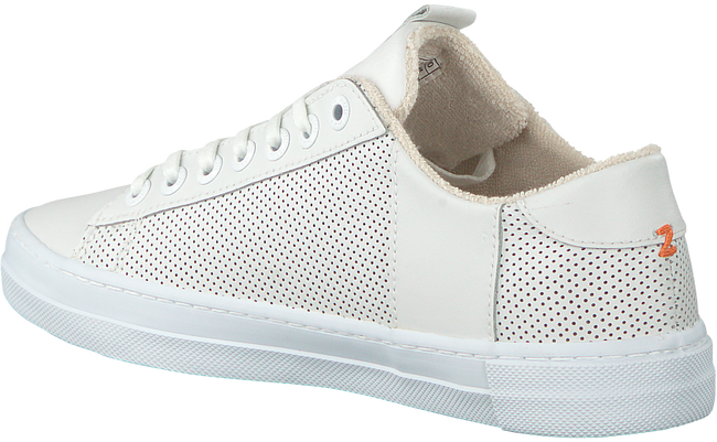 Witte HUB Sneakers HOOK-W - large
