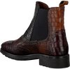 Bruine OMODA Chelsea boots 73B-003  - small