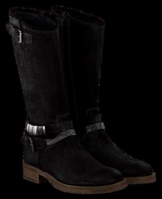 Zwarte HIP Lange laarzen H1205  - large
