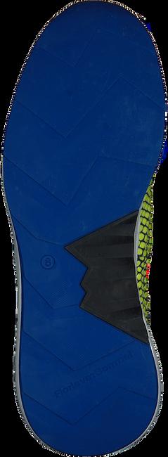 Meerkleurige FLORIS VAN BOMMEL Lage sneakers 16369  - large