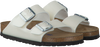 Witte BIRKENSTOCK PAPILLIO Slippers ARIZONA DAMES  - small