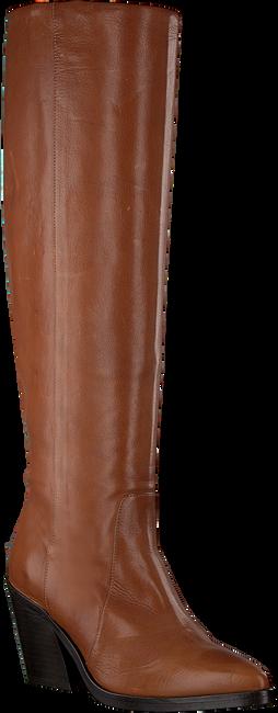Cognac VIA VAI Lange laarzen BLAKE SKYE - large