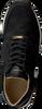 Zwarte MAZZELTOV Lage sneakers 20-9928  - small